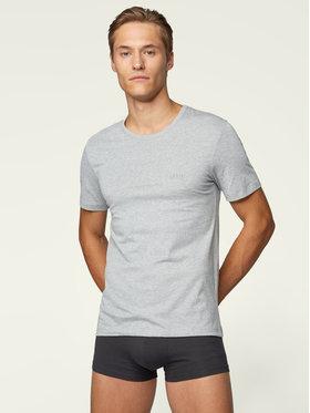 Boss Boss Σετ 3 T-Shirts RN CO 50325388 Λευκό Regular Fit