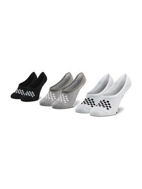 Vans Vans 3er-Set Damen Sneakersocken Wm 1-6 3Pk Asst VN0A48HI4481 Bunt