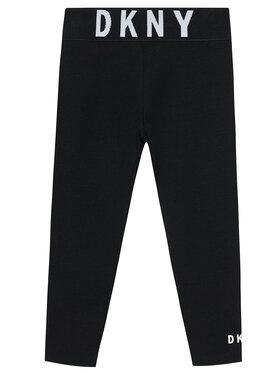 DKNY DKNY Leggings D34A09 D Fekete Slim Fit