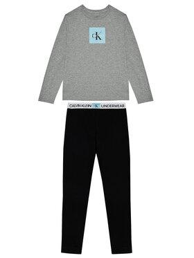 Calvin Klein Underwear Calvin Klein Underwear Πιτζάμα B70B700279 Γκρι