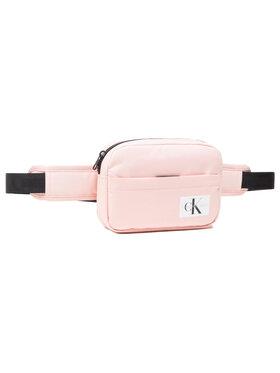 Calvin Klein Jeans Calvin Klein Jeans Marsupio Monogram Badge Waistbag IU0IU00182 Rosa