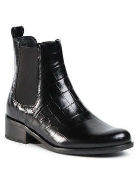 Gino Rossi Gino Rossi Bottines Chelsea 8484-05A Noir