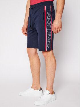 Joop! Jeans Joop! Jeans Szorty sportowe 15 Jjj-53Shorty 30025607 Granatowy Regular Fit