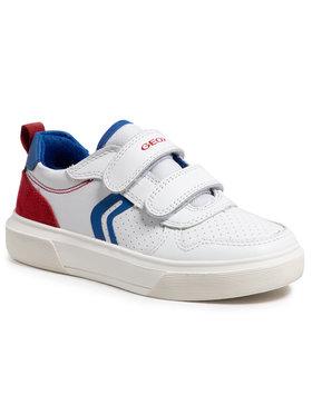 Geox Geox Sneakersy J Nettuno J15AWC 0BU85 C0556 S Biela