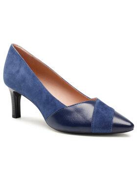 Geox Geox Pantofi D Bibbiana A D029CA 021TU C4000 Bleumarin