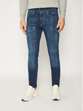 Pepe Jeans Pepe Jeans Farmer Stanley PM201705 Sötétkék Slim Fit