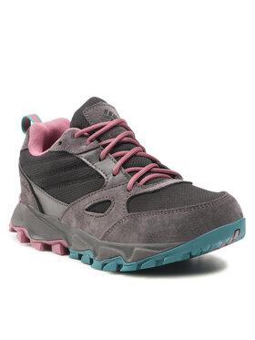 Columbia Columbia Παπούτσια πεζοπορίας Ivo Trail™ Wp BL0122 Μαύρο