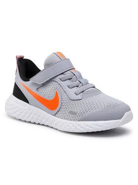 Nike Nike Buty Revolution 5 Psv BQ5672 007 Szary