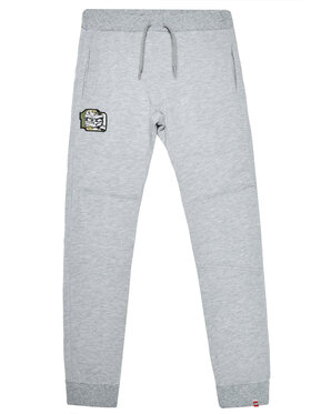 LEGO Wear LEGO Wear Pantalon jogging Pilou 601 19526 Gris Regular Fit