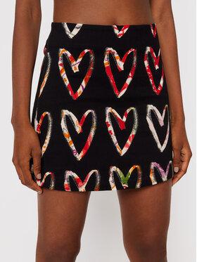Desigual Desigual Mini sukně Vincas 21WWFW15 Černá Slim Fit