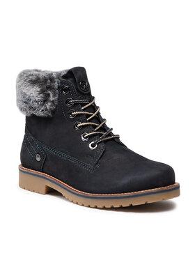 Wrangler Wrangler Outdoorová obuv Alaska WL12520A Tmavomodrá