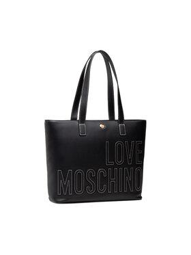 LOVE MOSCHINO LOVE MOSCHINO Дамска чанта JC4174PP1DLH0000 Черен