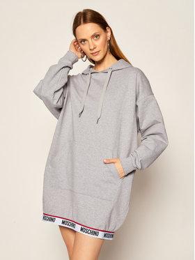 MOSCHINO Underwear & Swim MOSCHINO Underwear & Swim Rochie tricotată 17 039 006 Gri Regular Fit