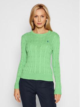 Polo Ralph Lauren Polo Ralph Lauren Пуловер 211580009092 Зелен Regular Fit