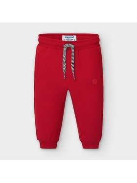 Mayoral Mayoral Pantalon jogging 704 Rouge Regular Fit
