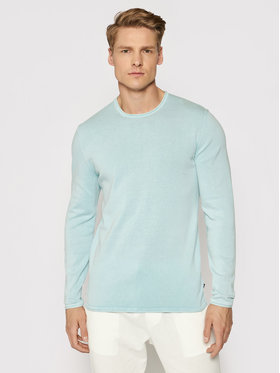 Only & Sons Only & Sons Pull Garson 22006806 Vert Slim Fit