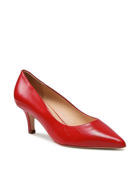 Solo Femme Solo Femme Κλειστά παπούτσια 48901-02-I85/000-04-00 Κόκκινο
