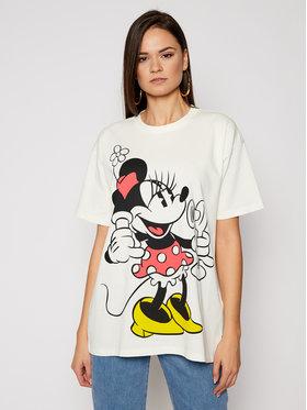Levi's® Levi's® T-Shirt DISNEY Mickey & Friends A0618-0000 Bílá Relaxed Fit
