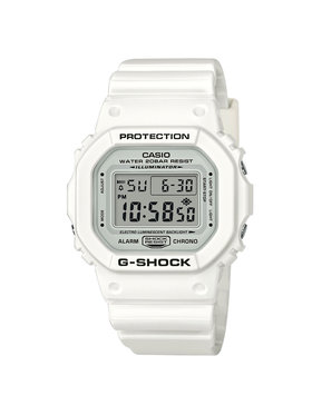 G-Shock G-Shock Часовник DW-5600MW-7ER Бял