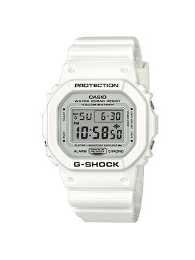 G-Shock G-Shock Hodinky DW-5600MW-7ER Bílá