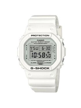 G-Shock G-Shock Ρολόι DW-5600MW-7ER Λευκό