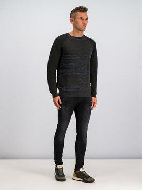G-Star Raw G-Star Raw Sweater D14839-8403-995 Zöld Regular Fit