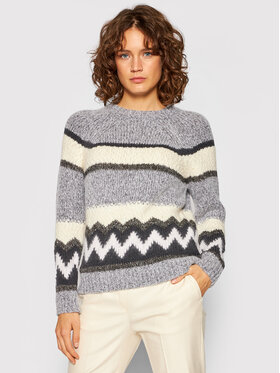 Peserico Peserico Sweater S99196F03 9018R Szürke Regular Fit
