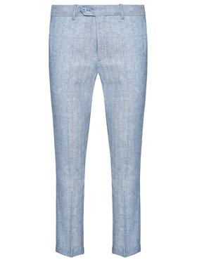 Jack&Jones PREMIUM Jack&Jones PREMIUM Spodnie materiałowe Ray 12185133 Niebieski Super Slim Fit