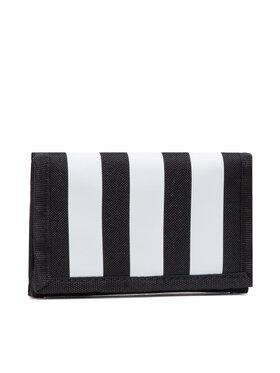 adidas adidas Veľká pánska peňaženka 3S Wallet GN2037 Čierna