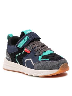 Kickers Kickers Sneakersy Knakk 858781-30-81 M Czarny