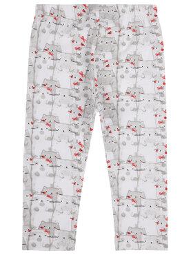 Primigi Primigi Leggings I Love Red 43126501 Blanc Regular Fit