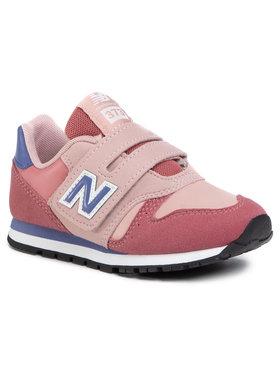 New Balance New Balance Laisvalaikio batai YV373KPP Rožinė