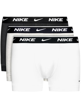 Nike Nike Sada 3 kusů boxerek Everyday 0000KE1008 Barevná