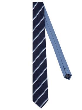 Tommy Hilfiger Tailored Tommy Hilfiger Tailored Krawatte Stripe TT0TT06662 Dunkelblau