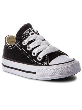 Converse Converse Sneakers aus Stoff Inf C/T S/S Ox 7J235C Schwarz
