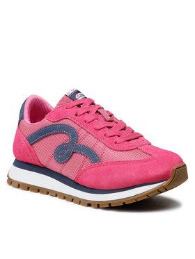 Skechers Skechers Sneakersy BOBS Groove It 117077/HPK Różowy