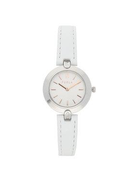 Furla Furla Часовник Logo Links WW00006-VIT000-01B00-1-003-20-CN-W Бял