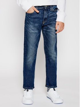 Polo Ralph Lauren Polo Ralph Lauren Traperice 323784322 Tamnoplava Slim Fit