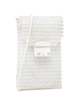 Furla Furla Τσάντα Metropolis WE00190-A.0431-CRY00-1-025-20-CN-E Λευκό