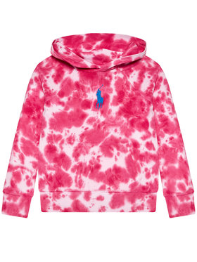 Polo Ralph Lauren Polo Ralph Lauren Μπλούζα Terry 312833555003 Ροζ Regular Fit
