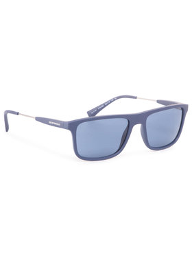Emporio Armani Emporio Armani Lunettes de soleil 0EA4151 575480 Bleu marine