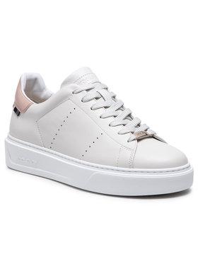 Woolrich Woolrich Sneakersy WFW211.510.2130 Biela