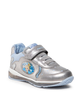 Geox Geox Sneakers B Todo G. B B1685B 000NF C1009 Argento