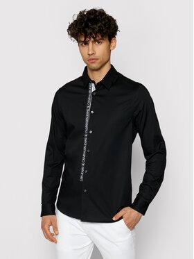 Calvin Klein Jeans Calvin Klein Jeans Košulja J30J317131 Crna Slim Fit