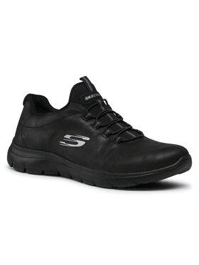 Skechers Skechers Sneakersy Itz Bazik 88888301/BBK Czarny