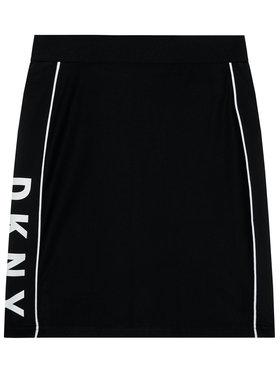 DKNY DKNY Fustă D33572 D Negru Slim Fit