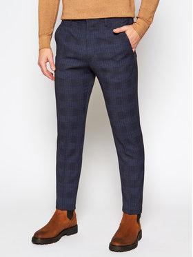 Pierre Cardin Pierre Cardin Pantaloni din material 72534/810/14269 Bleumarin Modern Fit