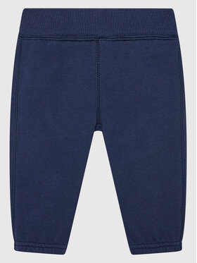 United Colors Of Benetton United Colors Of Benetton Pantaloni da tuta 3J70MF249 Blu scuro Regular Fit
