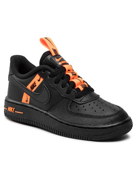Nike Nike Scarpe Force 1 Lv8 Ksa (Ps) CT4681 001 Nero