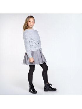 Mayoral Mayoral Set pulover și rochie 7974 Gri Regular Fit